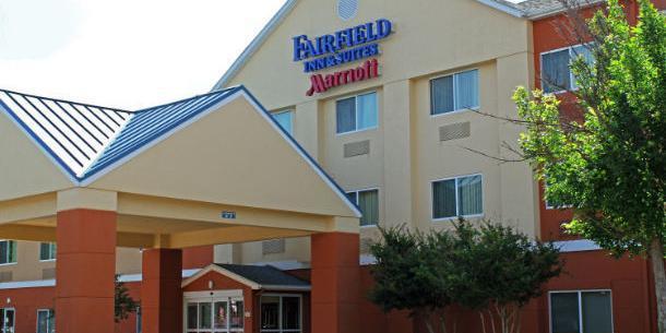 Fairfield Inn & Suites Dallas Park Central wedding Dallas