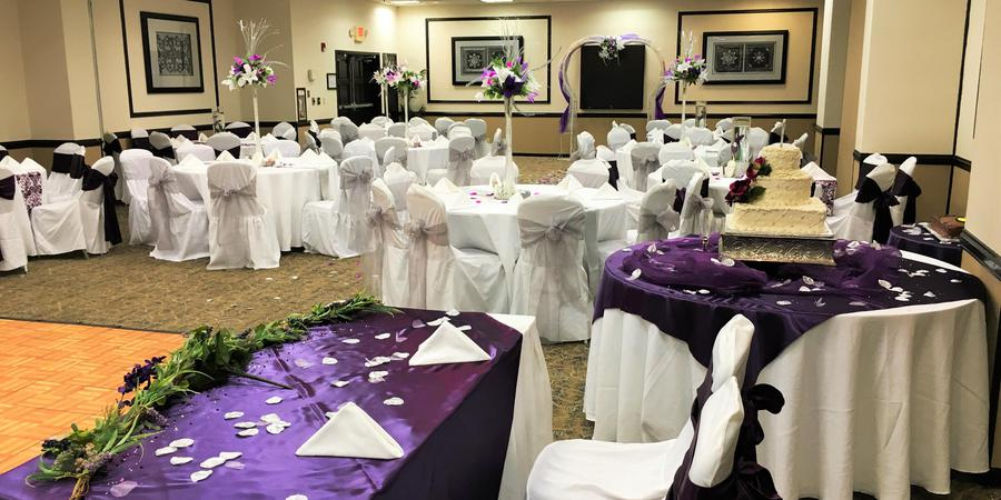 Crowne Plaza Suites Houston Near Sugar Land wedding Houston