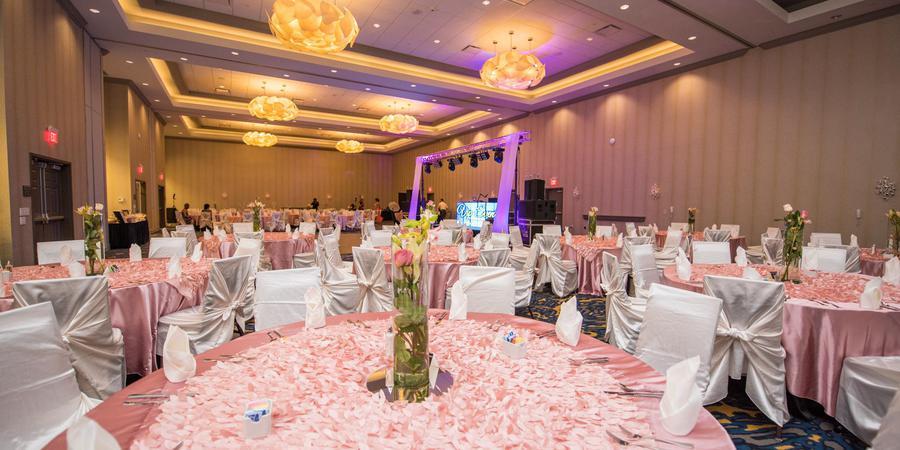Embassy Suites McAllen Convention Center wedding Corpus Christi