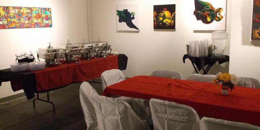 ArtSpace Gallery wedding Richmond