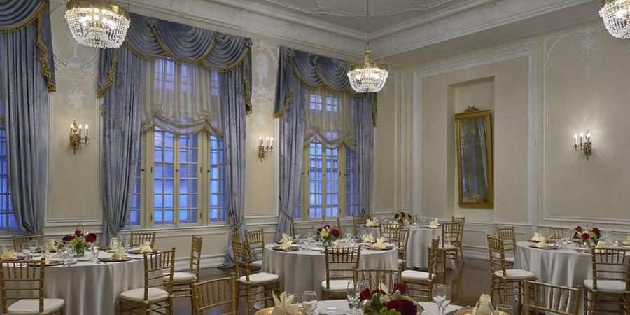 Hotel Phillips Curio Collection by Hilton wedding Kansas City