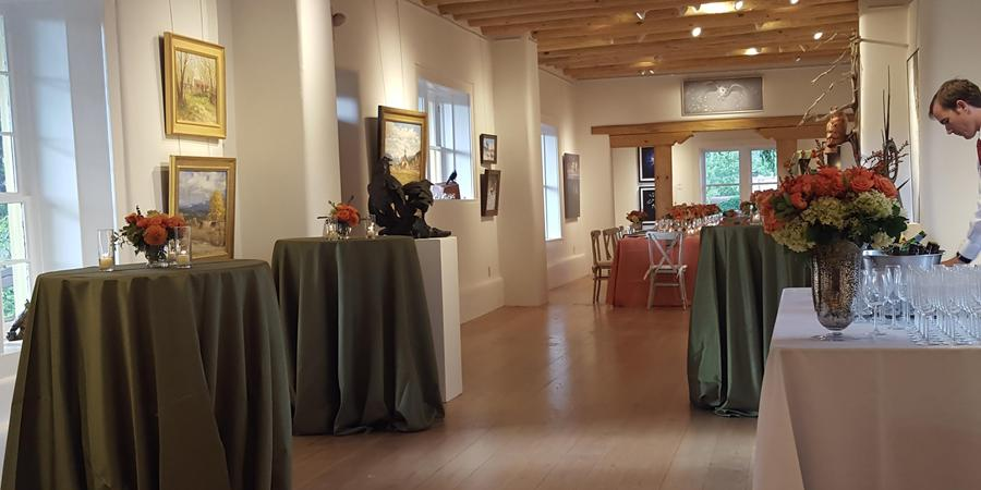Gerald Peters Gallery wedding New Mexico