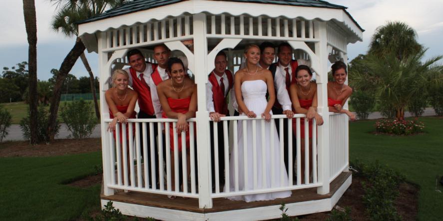 Rotonda Golf & Country Club wedding Naples/Fort Myers