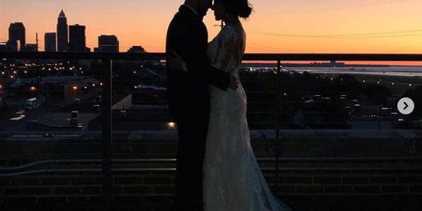 Ariel International Center wedding Cleveland
