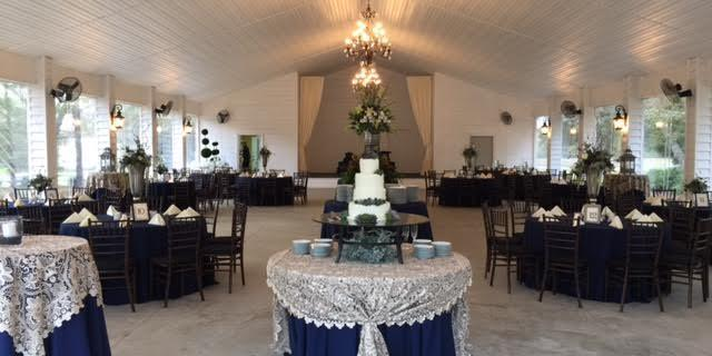 The Retreat of Southern Bridle Farms wedding Macon
