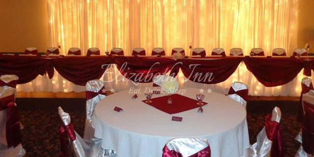 Elizabeth Convention Center wedding Wausau