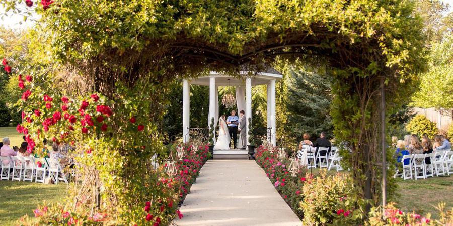 Rose Hall Event Center wedding Atlanta