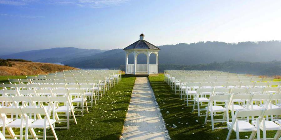 Fairview Crystal Springs wedding Peninsula