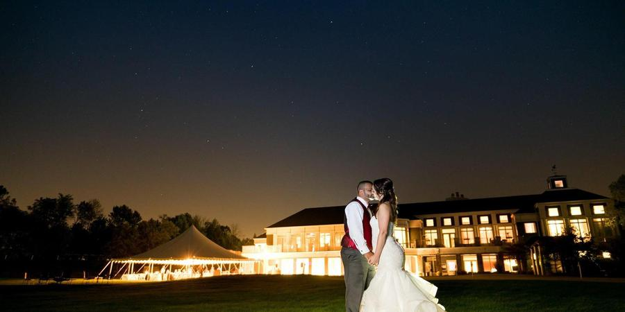 The Hawthorns Golf & Country Club wedding Indianapolis/Central Indiana