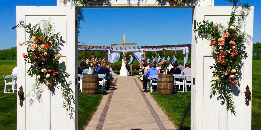The Homestead 1835 wedding Northwest Indiana