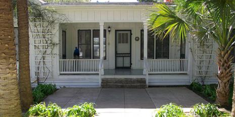 Mayfield Park - Cottage and Gardens wedding Austin