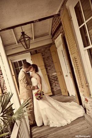 Dauphine Orleans Hotel wedding New Orleans