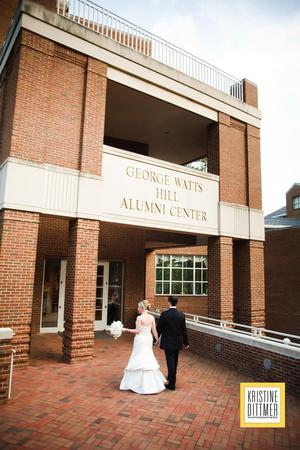Carolina Club wedding Raleigh/Triangle