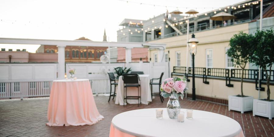 Harbour Club wedding Charleston