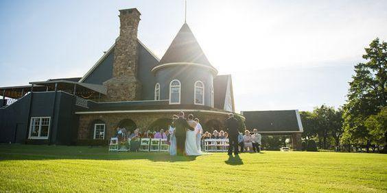 Stonebridge Ranch Country Club wedding Dallas