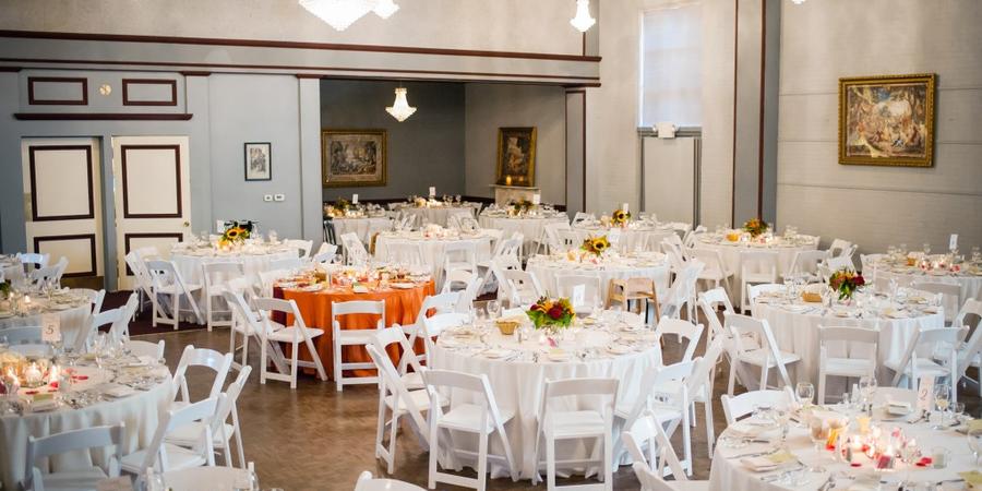 Villa Filomena wedding Milwaukee