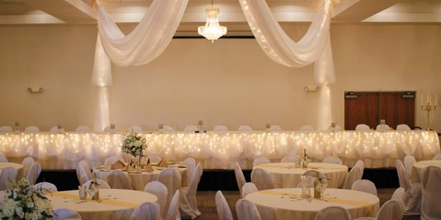 La Sure's Banquet Hall wedding Green Bay