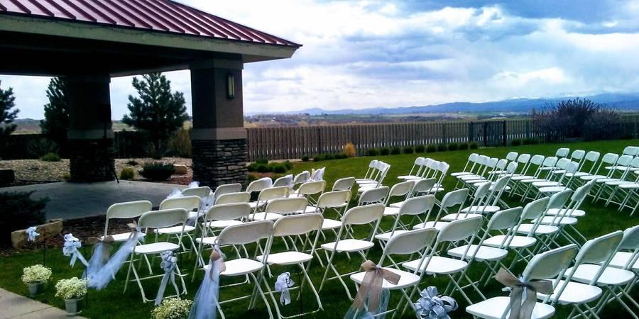 Best Western Plus Loveland Inn wedding Denver