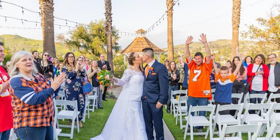 Indian Hills by Wedgewood Weddings wedding Inland Empire