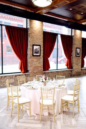 The Aaron's Building wedding Pittsburgh