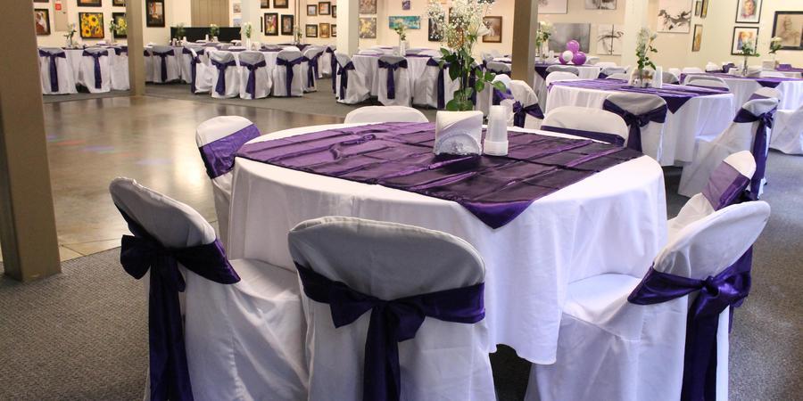 Deep Space Event Center wedding Denver