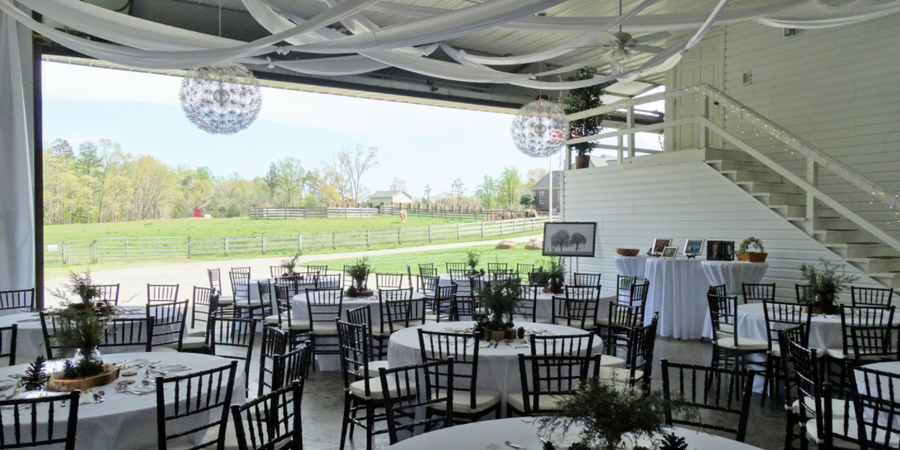 The Lily Pad wedding Greensboro/Triad