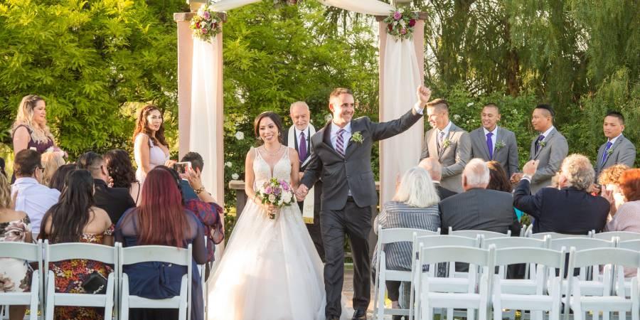 The Retreat by Wedgewood Weddings wedding Inland Empire
