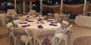 Hackett House wedding Phoenix/Scottsdale