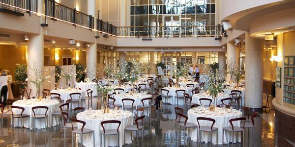 Tsakopoulos Library Galleria wedding Sacramento