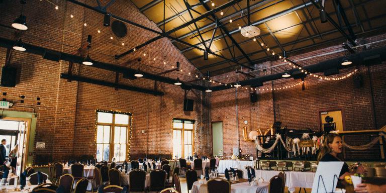 Salida SteamPlant wedding Aspen/Vail/High Rockies