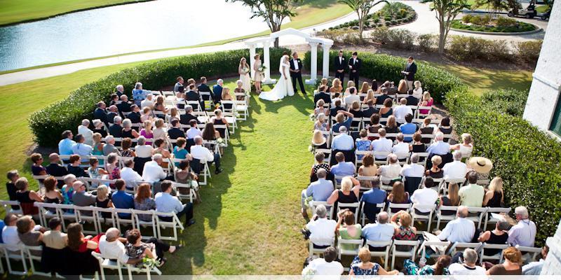 Porters Neck Country Club wedding Wilmington