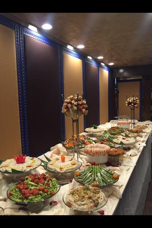 Fadi's Mediterranean Banquet Hall wedding Houston