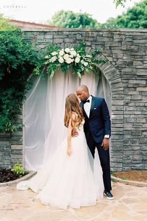 Piedmont Room and Piedmont Garden Tent wedding Atlanta