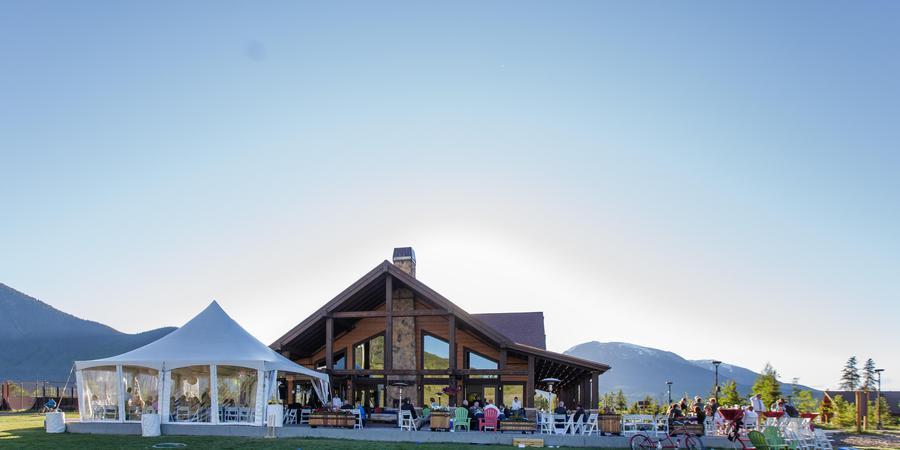 Frisco Day Lodge wedding Aspen/Vail/High Rockies