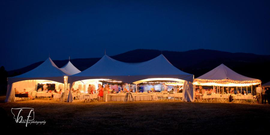 4-R Ranch and Cattle Company wedding Montana