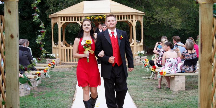 Rocking Chair Range Event Venue wedding Austin