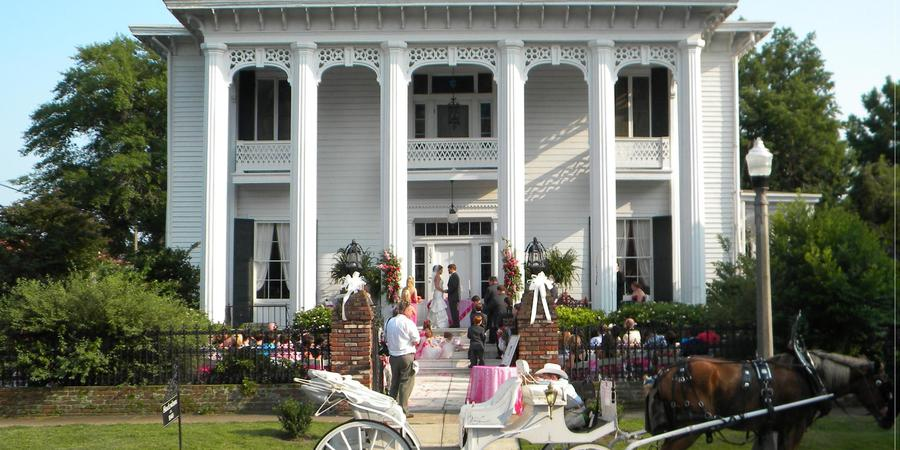 A Bride Idea wedding Mississippi