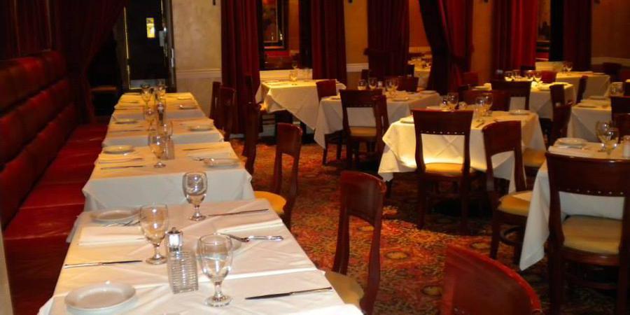 VaBene Restaurant wedding Phoenix/Scottsdale
