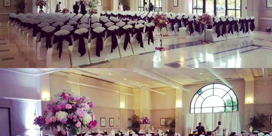 The Cook Hotel and Conference Center at LSU wedding Baton Rouge