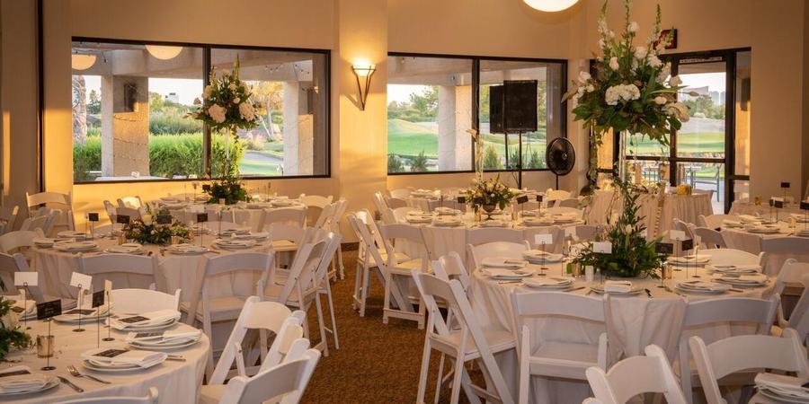 Desert Pines Golf Club wedding Las Vegas