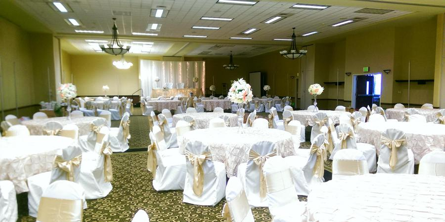 Holiday Inn Express Suites Pasco-Tricities wedding Yakima