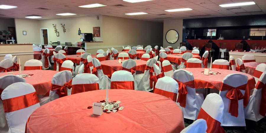 Ramada Inn and Conference Center Warner Robins wedding Macon