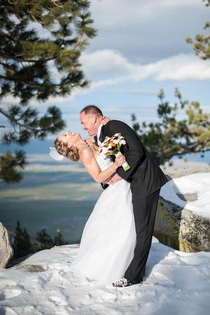 The Ridge Resort Tahoe wedding Tahoe