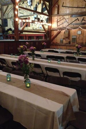 Willoughby Farm wedding Southern Illinois
