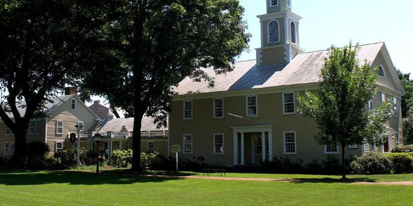 Storrowton Tavern and Carriage House wedding Western Massachusetts