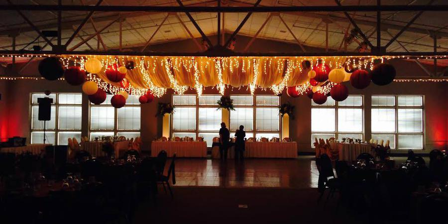 Monroe Convention Center wedding Southern Indiana