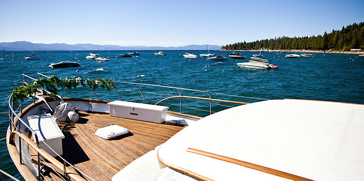 Tahoe Bleu Wave wedding Tahoe