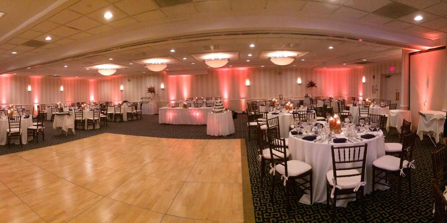 Four Points by Sheraton Wakefield Boston Hotel & Conference Center wedding North Shore