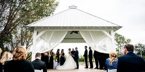 Sweetgrass Event Center wedding Charleston