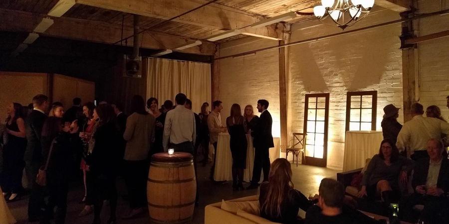 The VUDE wedding Seattle